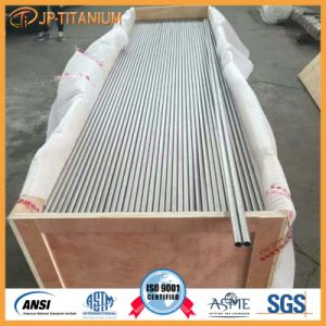 High Quality Gr2 Titanium Tube Use for Titanium Heating Element Tubular Heaters pictures & photos