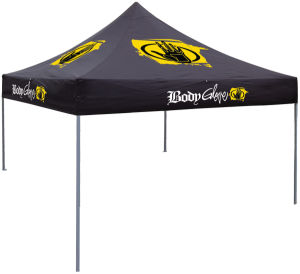 2016 Waterproof Commercial Retractable Folding Tent pictures & photos