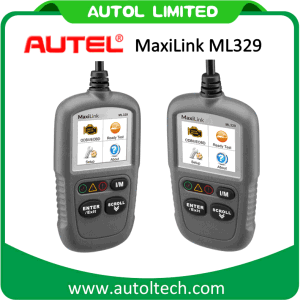 2017 Cheaper Price Autel Maxilink Ml329 New Version of Autel Autolink Al319 Autel Al 319 OBD2/Eobd Code Reader pictures & photos