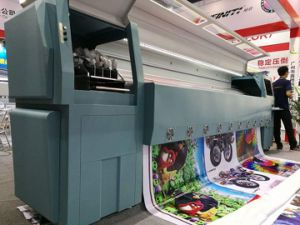 Solvent Printer Digital Printing Machine Fy-32712y with Hight Speed 282sqr/H (3.2m Width) pictures & photos