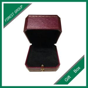 Magnet Clasp Luxury Custom Logo Jewelry Box pictures & photos