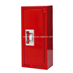Metal 6kg/Liter Fire Extinguisher Cabient with Plastic Handle/Steel Fire Protection Box pictures & photos