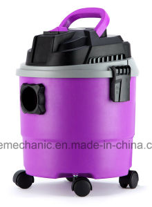 305p-15L 1400W Plastic Tank Wet Dry Water Dust Vacuum Cleaner with or Without Socket pictures & photos