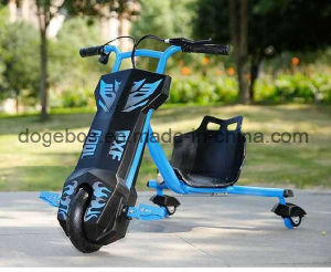 Popular Cheap New Style Hot 360 Degree Rotating Drift Electric Tricycle Bike for Kids pictures & photos