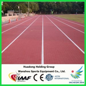 Prefabricated Synthetic Rubber Material Type Rubber Running Track pictures & photos