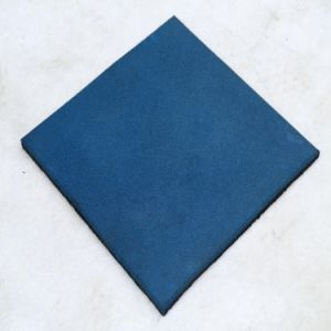 Outdoor Playground Rubber Tiles/Flooring 500mm*500mm*40mm