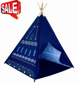 New Kids Tent Outerdoor Camping Tent Teepee Ca-Kt8179 pictures & photos