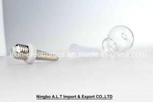 A60 600lm LED Apple Bulb Light Approve UL/Ce/LVD pictures & photos