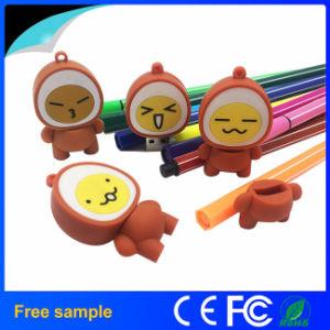 Facyory Price Cartoon Egg PVC USB Flash Disk pictures & photos