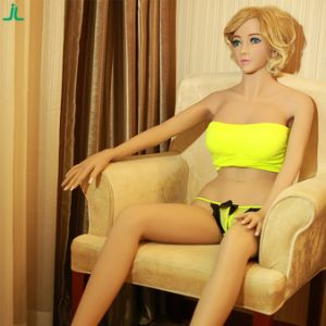 165cm Silicone Adult Sex Doll Full Silicone Small Breast Real Doll pictures & photos