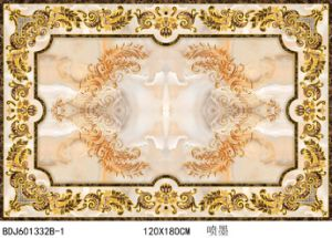 Micro Crystal Polish Tile with Classic Pattern pictures & photos