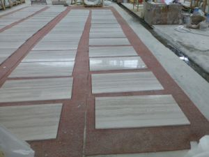 Natural Stones 2cm Thickness Quality Timber White Marble Tile/Slab pictures & photos