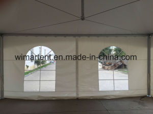 15X15′ Malaysia Garden Gazebo Square Tent for 30 Person pictures & photos