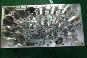 CNC Machining Aluminum Filter Parts, Machined Filter Housing pictures & photos