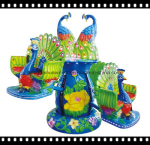 The New Kiddie Ride Peafowl Amusement Park Equipment pictures & photos