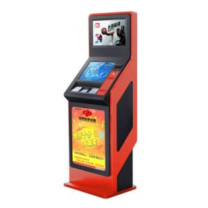 22 Inch Full HD WiFi Advertising Touch Screen Interactive Kiosk pictures & photos