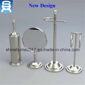 Hotel Usage Bathroom Accessory Set/Bathroom Accessories/Sanitary Ware Towel Holder pictures & photos