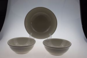American White Ceramic Bowl with Cheap Price pictures & photos