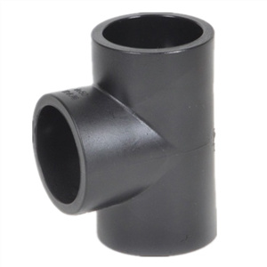 HDPE Tee for Water Supply DIN Standard SDR11 pictures & photos