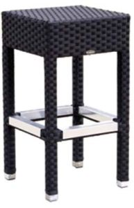 Outdoor Wicker/Rattan 6 Seater Bar Stool Set pictures & photos