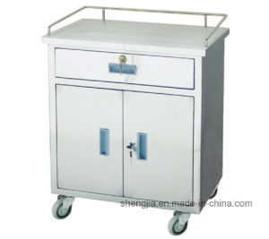Sjt046 Anesthesia Instrument Cart pictures & photos