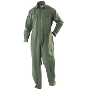 Cotton Polyester Fabric Anti-Acid Functional Protective Workwear Coverall pictures & photos