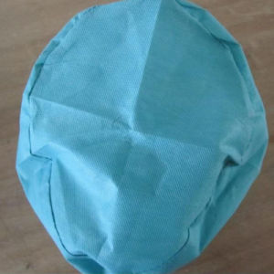 Disposable Non Woven Surgical Clip Caps Surgical Doctor Caps pictures & photos