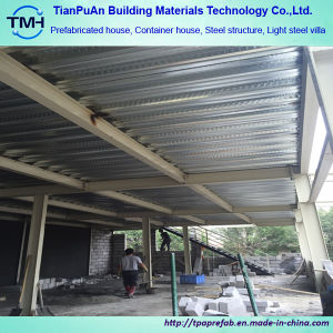 Cheap and Elegent Building Prefabricated Steel Structure pictures & photos