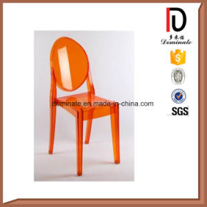 High Quality Stackable Crystal Louis Ghost Chair pictures & photos