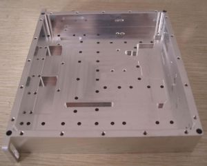 CNC Machining Aluminum Filter Cavity pictures & photos