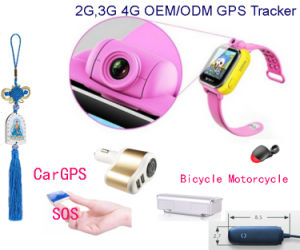 OEM ODM SIM Mini GPS Tracker for Pet/Kid pictures & photos