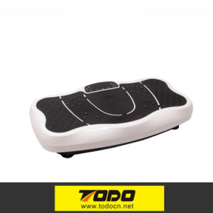 Todo Beautiful Design Crazy Fit Vibration Plate for Slimming Body pictures & photos