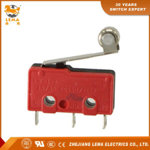 Lema 5A Black and Red Kw12-2 Micro Switch pictures & photos