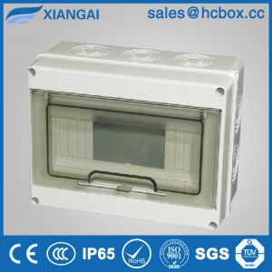 Waterproof Distribution Box Plastic Distribution Box Hc-Ht 8ways IP65 pictures & photos