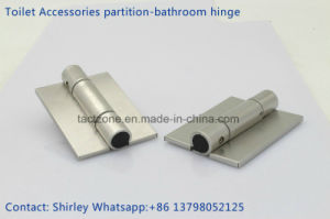 Competitive Price Toilet Cubicle Partition Sanitary Ware Door Hinge pictures & photos