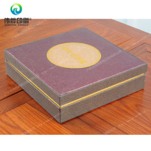 Deluxe Printing Fancy Paper Gift Packing Box (for Restaurant) pictures & photos