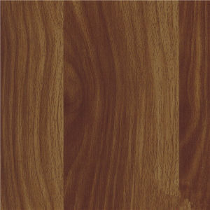 Straight Walnut Grain Paper for Flooring pictures & photos