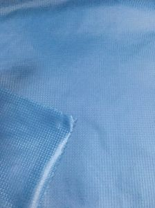 100% Nylon 390t Dobby Taffeta Fabric with Oil Cire for Down Jackets pictures & photos
