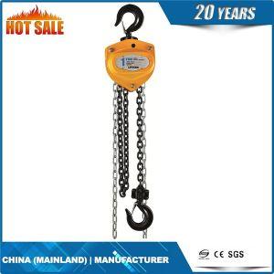 Chain Block, Manual Hoist, Chain Hoist pictures & photos