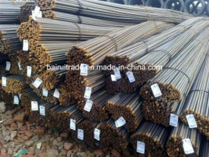 China Supplier Steel Rebar, Deformed Steel Bar pictures & photos