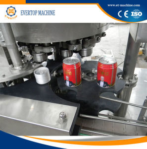 2 in 1 Washing Filling Capping Beer Canning Equipment pictures & photos