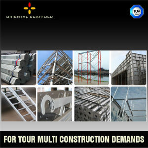 Steel Formwork System Scaffolding Frame pictures & photos