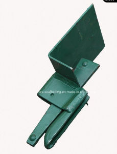Powder Coated/Painted Kwikstage Scaffolding End Toe Board Bracket pictures & photos