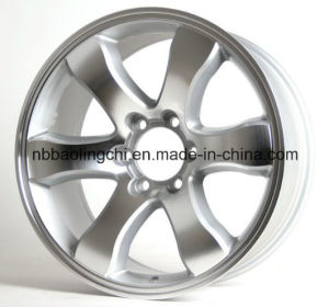 16 Inch 17 Inch 20 Inch Car Aluminum Wheels with PCD 6X139.7 for Toyota pictures & photos