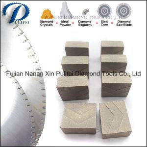 Diamond Material Tools Stone Cutting Segment for Circular Blade