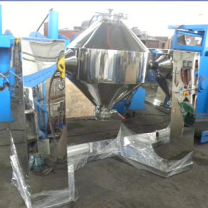 Double Cone Powder Mixer Blender pictures & photos