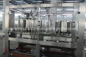 Good Quality Energy Drink Can Filling Machine (CY18-4) pictures & photos