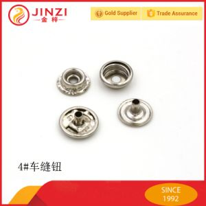 Snap Button Snap Fastener Press Stud 10-13mm pictures & photos