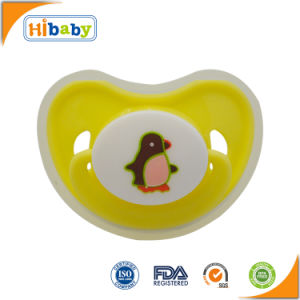 Lovely 100% BPA-Free Silicone Kids Toys Baby Teething Soother Pacifier