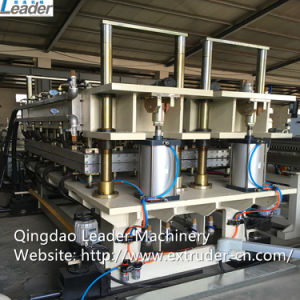 High Output PP/PE Hollow Grid Plate Extrusion Production Line pictures & photos